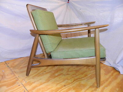 Danish Mid Century Johannes Andersen Easy/ Lounge Chair, Mobel Madrasfabrik