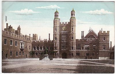 The College Quadrangle, ETON, Berkshire