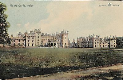 Floors Castle, KELSO, Roxburghshire