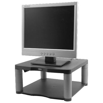 Bulk Buy - 5 x NEW Fellowes Premium Basic Monitor Stand Monitor Mount Monitor...