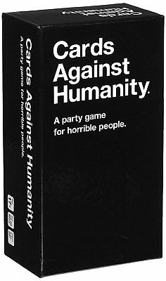 Cards Against Humanity - 550 Cards Full Base Set Card Games