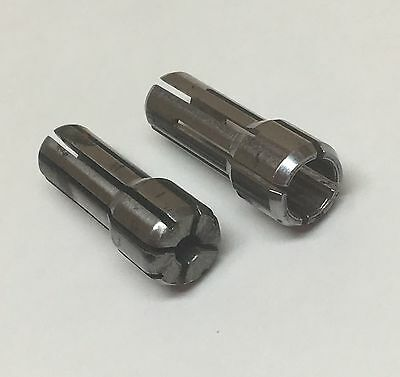 "New Erickson 1/8"" & 1/4"" Dotco Die Grinder Collet for 10 Series Tools Model 204"