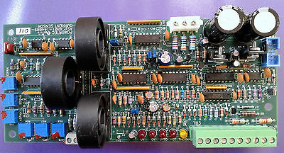 Current Sensor Boards For 40-75 HP Powertec Drives - New! P/N 4001-144009-011