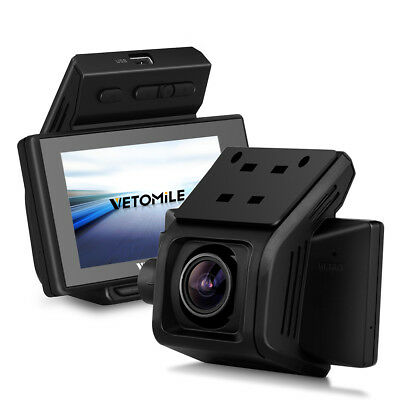 2.7'' HD 1080P Car DVR Rearview Dash Cam Video Recorder Camera G-sensor Night