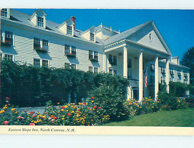 Unused Pre-1980 EASTERN SLOPE INN North Conway New Hampshire NH L0907