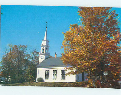 Unused Pre-1980 CHURCH SCENE Sandwich New Hampshire NH L3736