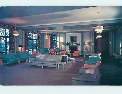 Unused Pre-1980 ROGER WILLIAMS INN Green Lake Wisconsin WI L1409
