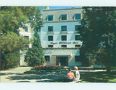 Pre-1980 ROGER WILLIAMS INN Green Lake Wisconsin WI L2050