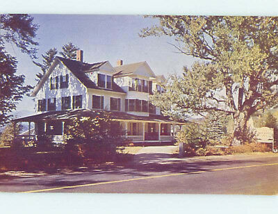 Unused Pre-1980 NEW INTERVALE INN Intervale New Hampshire NH L0697