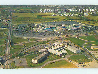Pre-1980 SHOPPING CENTER AND INN Cherry Hill New Jersey NJ L1941