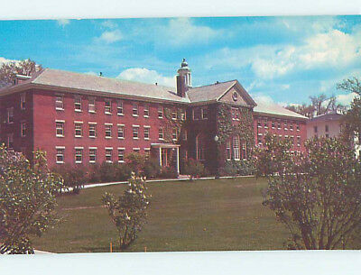 Unused Pre-1980 FISK HALL AT TEACHERS COLLEGE Keene New Hampshire NH L8610