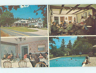 Unused Pre-1980 SUGAR HILL INN RESTAURANT Franconia New Hampshire NH L1044