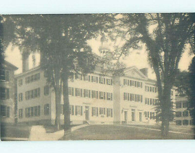 Pre-Chrome HALL AT DARTMOUTH COLLEGE Hanover New Hampshire NH L9440