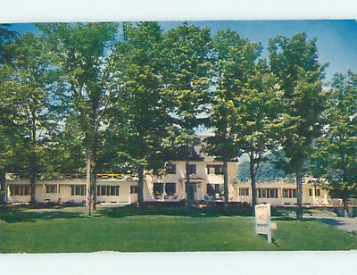 Pre-1980 STORYBOOK INN MOTEL Glen New Hampshire NH M1803