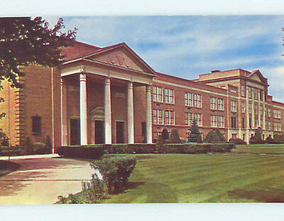 Unused Pre-1980 HIGH SCHOOL Nashua New Hampshire NH L9802-17