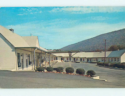 Pre-1980 PINEHURST MOTEL Covington Virginia VA M3048