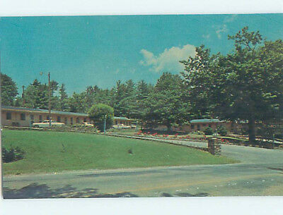 Pre-1980 OLD CARS & YONAHLOSSEE MOTEL Blowing Rock South Carolina SC M0122
