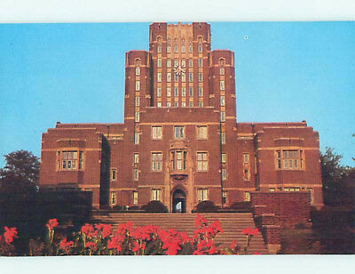 Unused Pre-1980 LIBRARY AT FISK UNIVERSITY Nashville Tennessee TN L6349