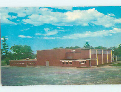 Unused Pre-1980 HIGH SCHOOL Laconia New Hampshire NH L9803-12