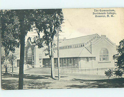 1926 Gymnasium AT DARTMOUTH COLLEGE Hanover New Hampshire NH L9671