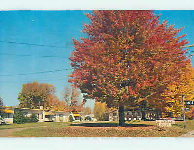 Pre-1980 LAKE LAND MOTEL Crandon Wisconsin WI M1507