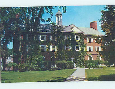 Unused Pre-1980 DORM AT DARTMOUTH COLLEGE Hanover New Hampshire NH L8745