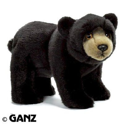 Webkinz Signature Black Bear, NWT, sealed code attached, New