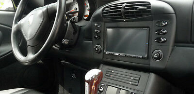 1999-2002 Porsche 996 911 Custom 2 DIN Kit (Carrera (S, 4S), Targa, Turbo)