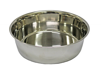 Fuzzy Puppy Pet Products HD-4Q Heavy Duty Dog Bowl, 4-Quart