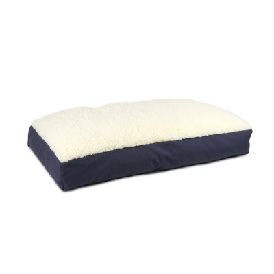 Snoozer 66112 25 by 36-Inch Cedar-Poly Pet Crate Pads in 11 Sizes, Navy