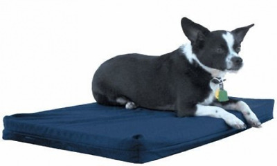 Snoozer 66130 28 by 40-Inch Foam Pet Crate Pads and Mats in 13 Sizes, Navy