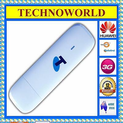 Unlocked Telstra Huawei E353T 3G Usb Mobile Broadband/modem+Next G+Antenna Slot