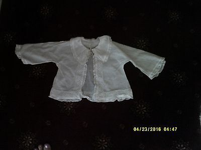 Antique Victorian Baby's Long Sleeve Blouse