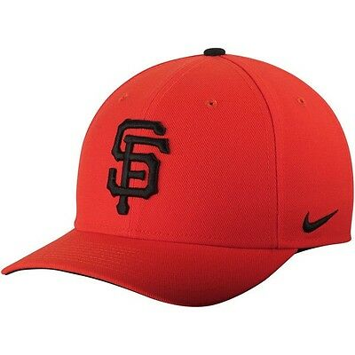 San Francisco Giants Nike Wool Classic Adjustable Performance Cap
