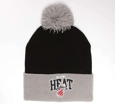 Miami Heat Mitchell and Ness Bobble Hat