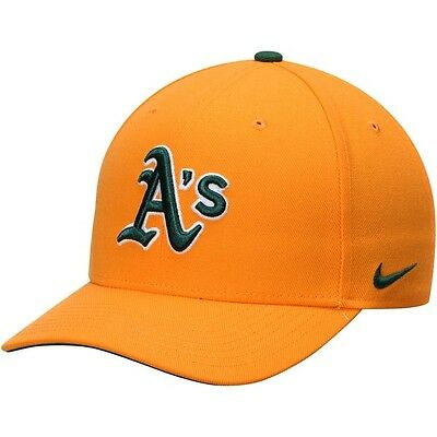 Oakland Athletics Nike Wool Classic Adjustable Performance Cap