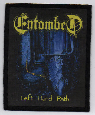 Entombed Patch / Speed-Thrash-Black-Death Metal