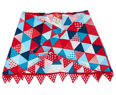 Cupid Girl Baby/Toddler Whimsical Triangle Sarong - Multi