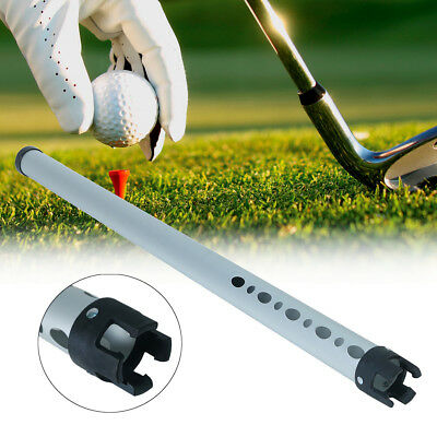 1Pcs Outdoor Aluminum Golf Ball Sports Practice Shagger Pick up Tube Retriever