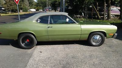 1973 Plymouth Duster Space saver 1973 Plymouth Duster 360