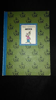 Walt Disney's America Vintage Childrens Stories Hardback Book (1965)