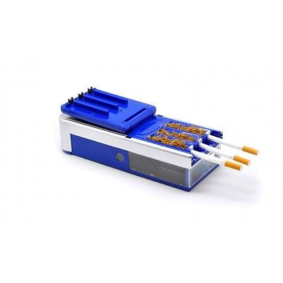 Electric Tobacco Cigarette 3 tubes Automatic rolling Machine Injector Maker