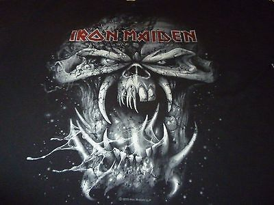 Iron Maiden Shirt ( Used Size XXL ) Very Good Condition!!!