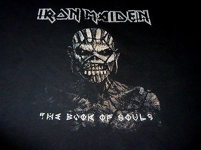 Iron Maiden Shirt ( Used Size XL ) Very Good Condition!!!