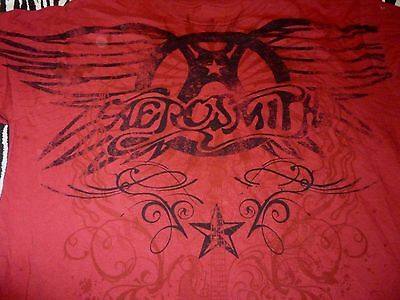 Aerosmith Shirt ( Used Size XL ) Very Good Condition!!!