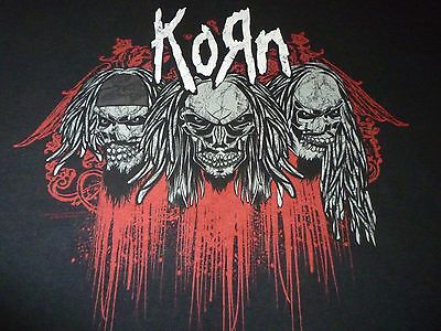 Korn Shirt ( Used Size XL ) Very Good Condition!!!