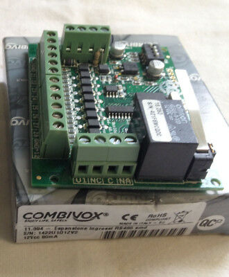 COMBIVOX Espansione 11894 Rs485 SMD