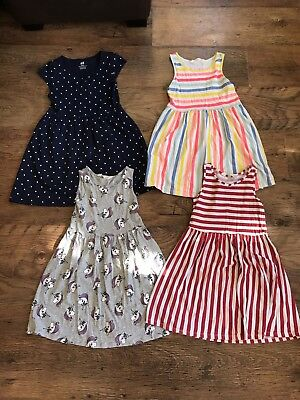 Girls Summer Clothes Bundle Age 6-7 Years H&M