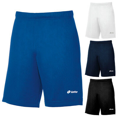 New LOTTO Unisex Mens Kids Sports Football Training Omega Shorts in 5 Colours