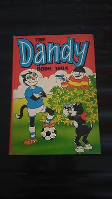 The Dandy Book 1984 Vintage Comic Annual